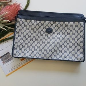 Gucci portfolio bag